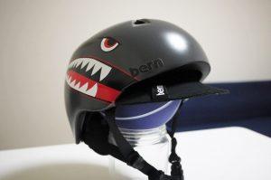 子供用ヘルメットとして買ったバーンニノ
