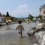 夏は那須ガーデンアウトレットで水遊び!子連れ旅行におすすめ