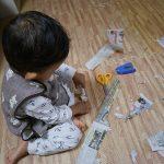 2歳の室内遊びって何してる?息子の反応が良い遊びを集めてみた