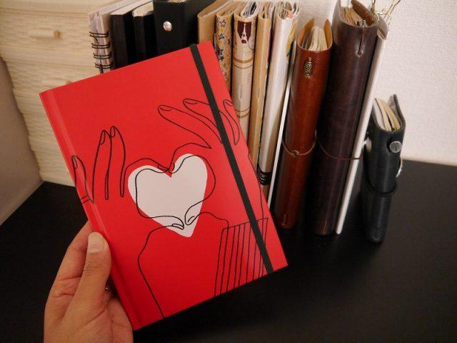 スタバ手帳とトラベラーズノート