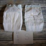 【パンパースのオムツ比較】新生児用とSサイズの違いは縦の長さ